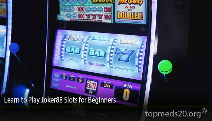Learn to Play Joker88 Slots for Beginners